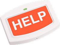Wall Help Button Shower Bath - Medical Alert System